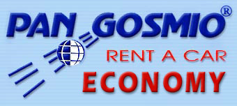 Pangosmio rent a car economy